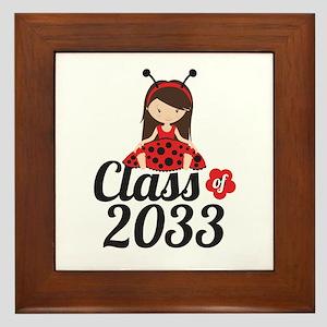 Class of 2033 Framed Tile