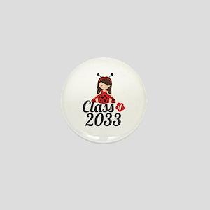 Class of 2033 Mini Button
