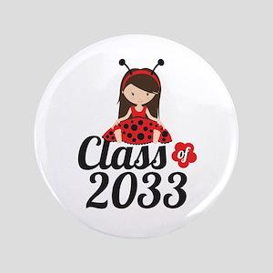 Class of 2033 Button