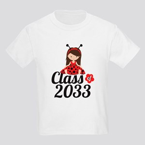 Class of 2033 Kids Light T-Shirt