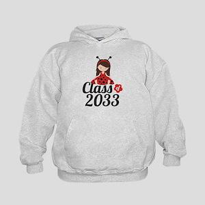 Class of 2033 Kids Hoodie