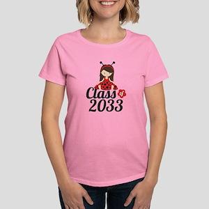 Class of 2033 Women's Dark T-Shirt