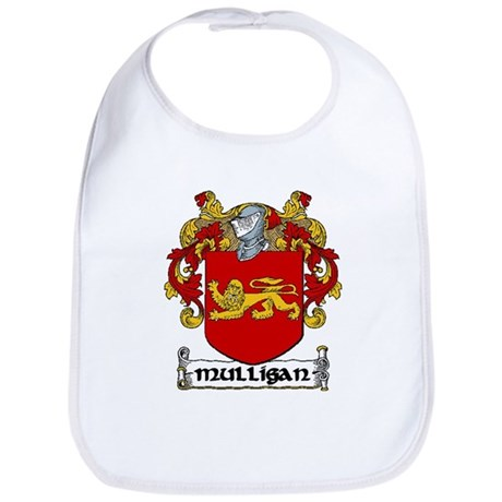 Mulligan Coat of Arms Bib
