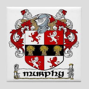 Murphy Coat of Arms Ceramic Tile