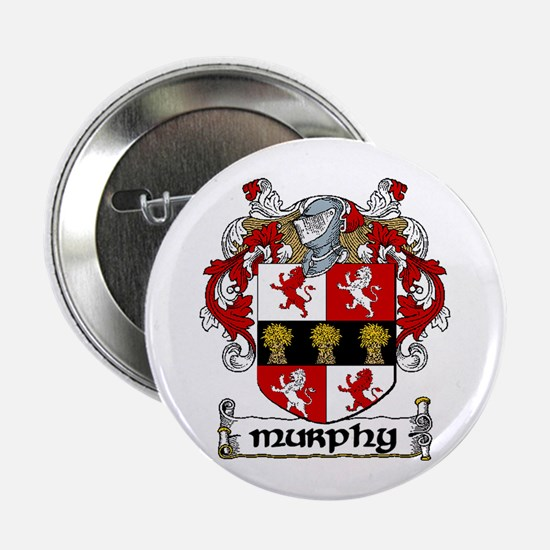 """Murphy Coat of Arms 2.25"""" Button (10 pack)"""