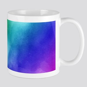 Rainbow Watercolors Mugs