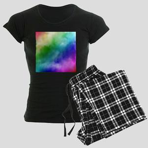 Rainbow Watercolors Pajamas