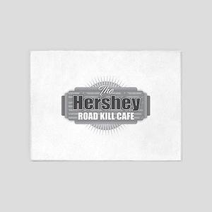 Hershey Road Kill Cafe 5'x7'Area Rug