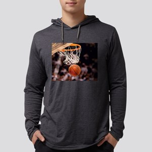 Basketball Scoring Long Sleeve T-Shirt