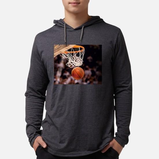 Basketball Scoring Long Sleeve T-Shirt