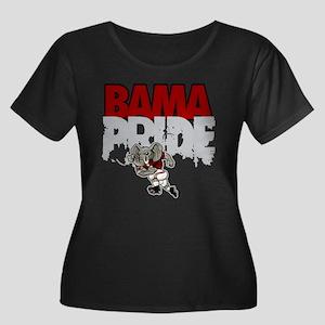Bama Pride Plus Size T-Shirt