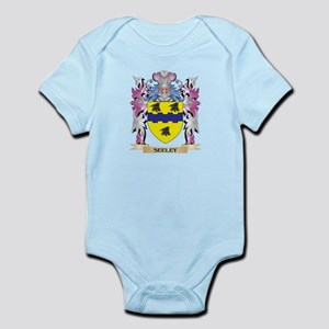 Seeley Coat of Arms - Family Crest Body Suit