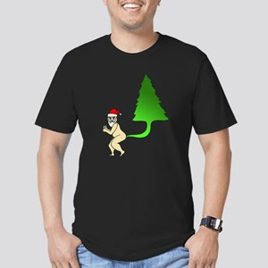 Tackiest Christmas Shirt Santa Farts a Tre T-Shirt