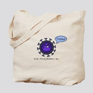 HIV Tote Bag