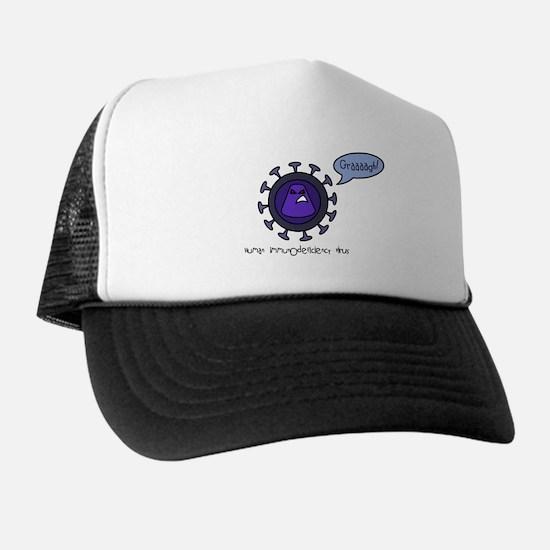 HIV Trucker Hat