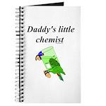 Daddy's little chemist Journal