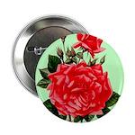 Red, Red Roses Vintage Print 2.25