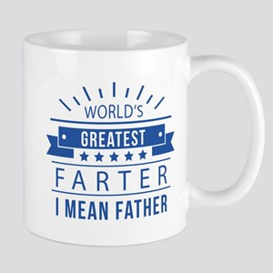World's Greatest Farter Mug