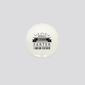 World's Greatest Farter Mini Button