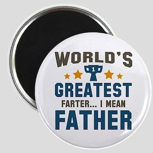 World's Greatest Farter Magnet