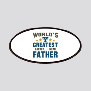 World's Greatest Farter Patches