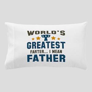 World's Greatest Farter Pillow Case