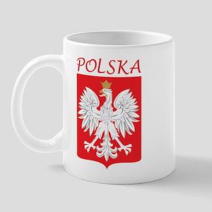 White Eagle and Polska Mug