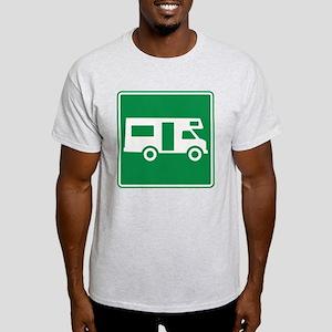 Motor Home Sign T-Shirt