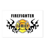 Firefighter Family Postcards (Package of 8)