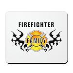 Firefighter Family Mousepad