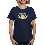 Firefighter Family Women's Dark T-Shirt