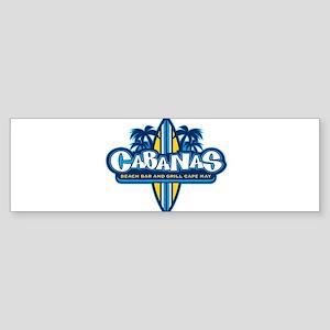 Cabanas' Bumper Sticker