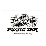 Music Inn Postcards (Package of 8)