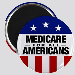 Medicare For All Americans Magnet Magnets