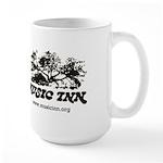 Music Inn 15 Oz Ceramic Large Mug Mugs