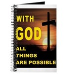 GOD IS GREAT Journal