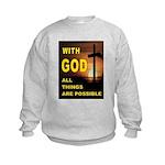 GOD IS GREAT Sweatshirt