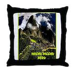 Machu Picchu Vintage Travel Advertising Print Thro