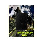 Machu Picchu Vintage Travel Advertising Print Pict