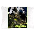 Machu Picchu Vintage Travel Advertising Print Pill