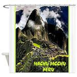 Machu Picchu Vintage Travel Advertising Print Show