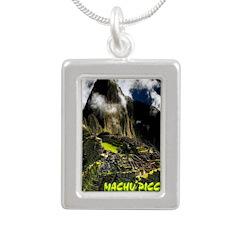 Machu Picchu Vintage Travel Advertising Print Neck