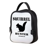 Squirrel Hunter Neoprene Lunch Bag