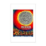 Mexico Vintage Travel Advertising Print Poster Pri