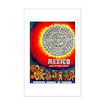 Mexico Vintage Travel Advertising Print Poster Pri
