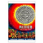 Mexico Vintage Travel Advertising Print Poster