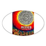 Mexico Vintage Travel Advertising Print Sticker