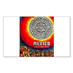 Mexico Vintage Travel Advertising Print Sticker