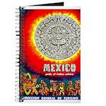 Mexico Vintage Travel Advertising Print Journal