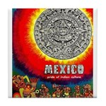 Mexico Vintage Travel Advertising Print Tile Coast